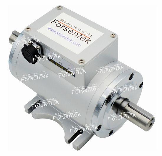 Contactless torque sensor measuring motor torque for Measure torque of a motor