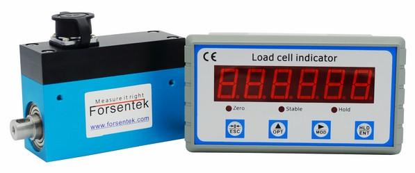 Dynamic torque sensor measure torque for Measure torque of a motor