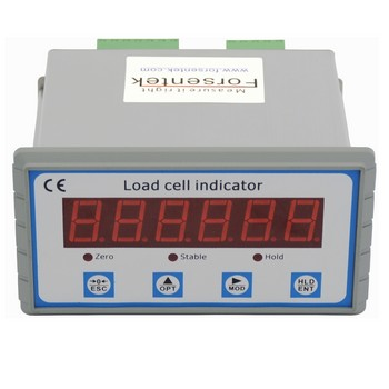 Load cell indicator|Load cell display