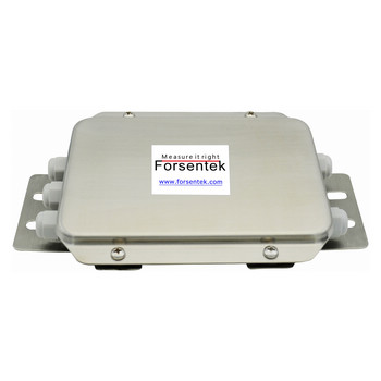 Load cell junction box summing box