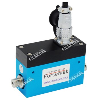 Dynamic torque sensor rotating torque measurement